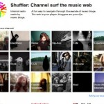 Shuffler.fm wühlt die Trüffel aus den Musik Blogs