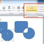 PowerPoint 2010 Formen-Tools: Neue Befehle für Formen ergänzen