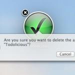 Mac OS-Launchpad: Apps löschen