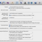 TinkerTool: Einstellungen der Oberfläche von Mac OS X anpassen