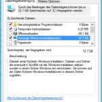 Nach System-Upgrade alten Windows-Ordner löschen