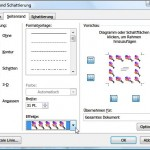Dekorative Seiten-Ränder erstellen in Microsoft Word