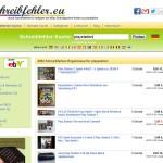 Tippfehler auf eBay finden und Schnäppchen machen