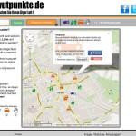 Online gegen Lärm, Dreck und Verkehrsbelastung protestieren
