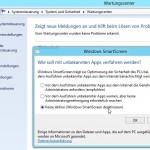 Windows 8-SmartScreen-Filter: Programme trotzdem ausführen lassen