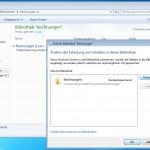 Windows 7: So legen Sie eine neue Bibliothek an