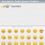 iPhone und iPad: Emoticons und andere Minibilder leichter einfügen