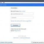 Microsoft-Konto zum Einloggen bei Skype nutzen