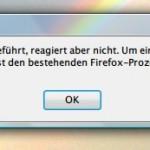 """""""Firefox reagiert nicht""""? So lösen Sie das Browser-Problem"""