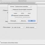OSX: Aktuelle Uhrzeit vorlesen lassen