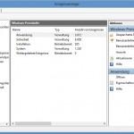 Windows-Fehlerprotokoll einsehen