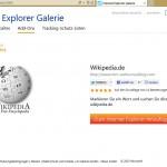 So erweitern Sie Internet Explorer mit neuen Add-Ons