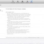 Boot Camp für Windows 8: Eine der Neuerungen in OSX 10.8.3