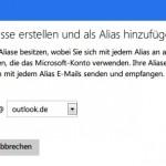 So erhalten Sie eine kostenlose eMail-Adresse @outlook.de