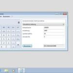 Windows-7-Taschenrechner: Tilgungsplan ausrechnen