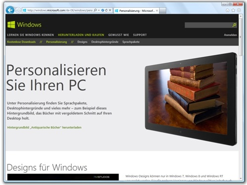 windows-personalisierungs-galerie