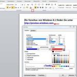 Word und Outlook: Links in anderer Farbe unterstreichen