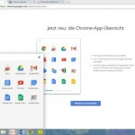 Google-Webdienste schneller starten