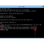 Linux-Shell: Datei-System der geladenen Laufwerke ermitteln
