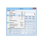 Windows-7-Taschenrechner: Hexadezimale Zahlen darstellen