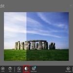 Fotos mit einem Klick optimieren mit Photoshop Express für Windows 8