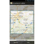 Online-Karten für den Urlaub vorab im Handy speichern