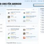 Browser-Erweiterungen für Smartphones und Tablets: möglich?