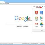 Neue Google-Startseite: So greifen Sie auf weitere Dienste zu