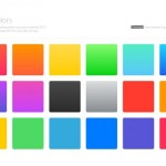 Farbpaletten von iOS 7 in eigenen Projekten nutzen