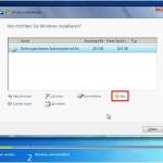 Windows-Setup: Separates Laufwerk für Daten anlegen