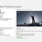 Gratis-Bildbearbeitung von Adobe für Windows 8