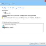 Windows 8.1: Backup des Systems als Abbild erstellen