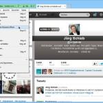 Internet Explorer 11: Webseite im Modern-UI-Browser öffnen