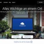 SkyDrive heißt jetzt OneDrive – mit bis zu 15 GB Speicher gratis
