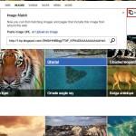 Bing-Bildsuche: Anhand eines Beispiel-Bilds suchen