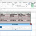 Doppelte Tabellen-Zeilen in Excel 2007/2010/2013 leichter entfernen