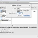OSX: Tags für Dateien und Ordner per Tasten-Kürzel vergeben