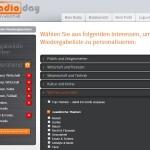 MyRadioDay: Individuelles Radio-Programm