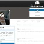 Neues Twitter-Profil: So ändern Sie das Header-Bild