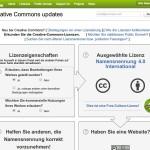 Inhalte mit Creative-Commons-Lizenz richtig nutzen