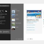 Windows 8.1: Nach einer Stadt suchen und Infos, Wetter usw. finden