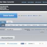 Videos online in ein anderes Format umwandeln