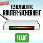 KOSTENLOSER Sicherheits-Check für Ihren Router
