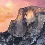 Neue Hintergrundbilder von OSX 10.10 Yosemite jetzt laden