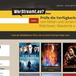 WerStreamt.es: Suchmaschine für Streaming-Portale