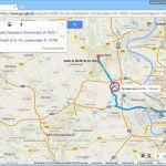 Google-Maps-Routen-Planer: Berechnete Route anpassen
