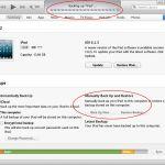 Backup Ihrer iPad-Einstellungen, Dateien und Apps ausführen