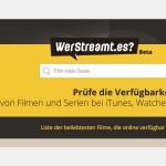 Wer streamt es? Filme in Online-Mediatheken finden