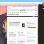 Browserstack: Mobile Emulator-Ausrichtung drehen