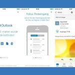 Gratis-App: Microsoft Outlook jetzt für iOS und Android laden